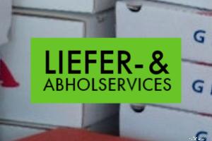 Liefer- und Abholservices